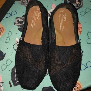 BRAND NEW Lace Toms